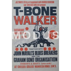 T-Bone Walker, John Mayall, Graham Bond