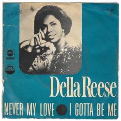 """Della Reese """"Never My Love"""" (Brazil)"""
