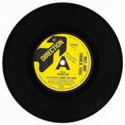 "Inez & Charlie Foxx '(1-2-3-4-5-6-7) Count the Days"""