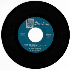 """Rocky Roberts & The Airedales """"Just Because Of You"""""""