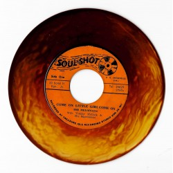 The Melodians 'Come On Little Girl Come On'