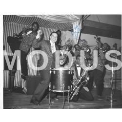 Johnny Otis & Band