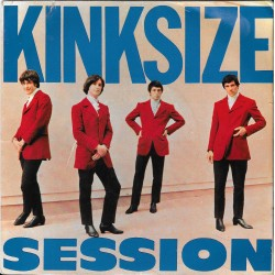 Kinks, The - 'Kinksize Session' EP