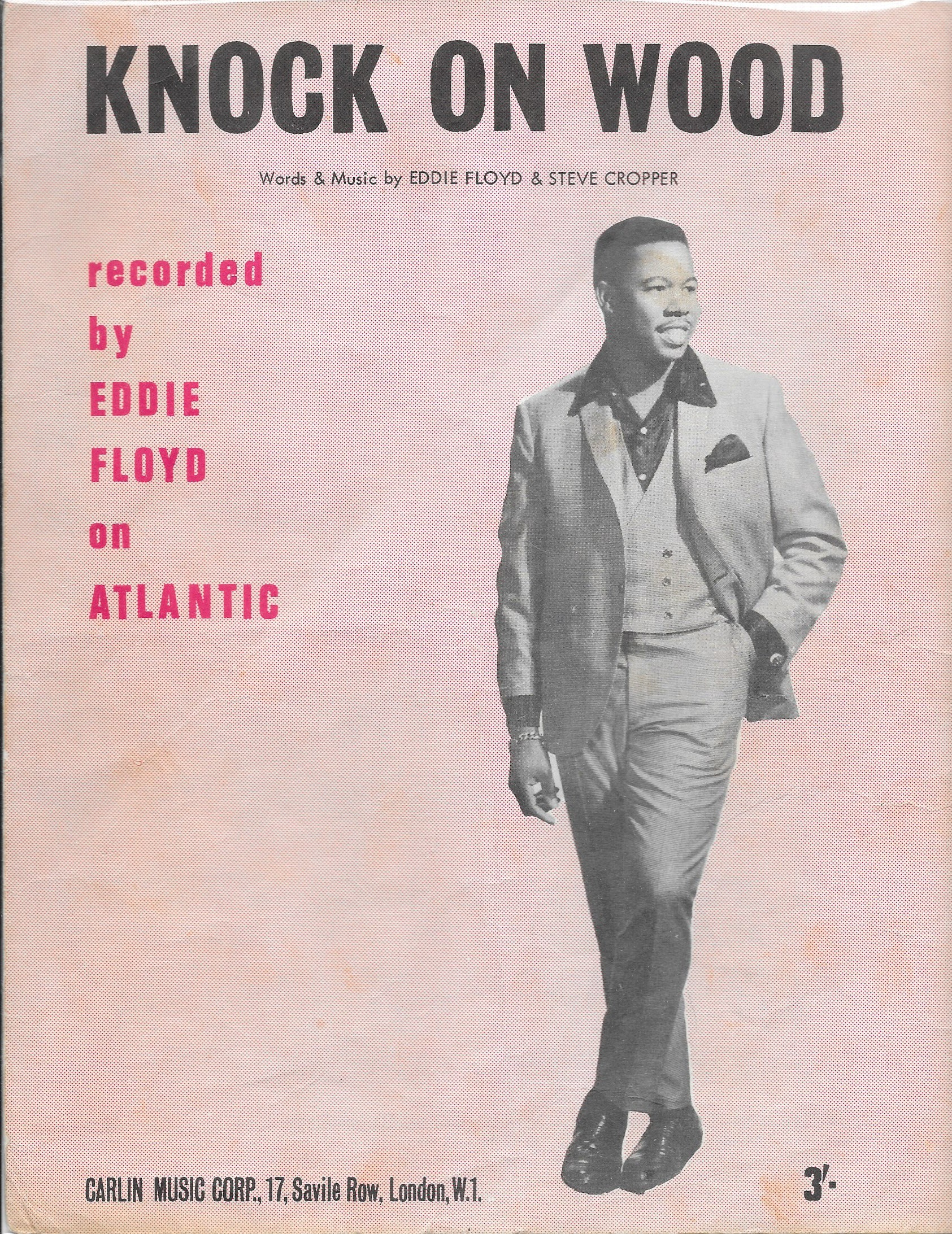 eddie floyd knock on wood